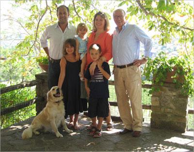 le fonti family