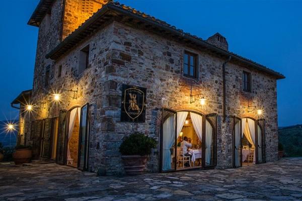 castello di gabbiano ristorante