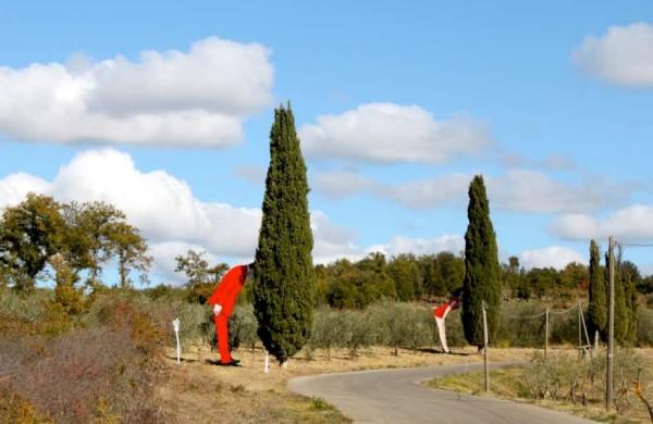 parco sculture del chianti 1
